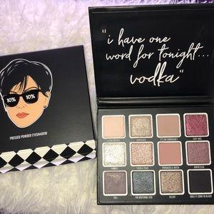 Kylie Cosmetic Kris Jenner eyeshadow palette